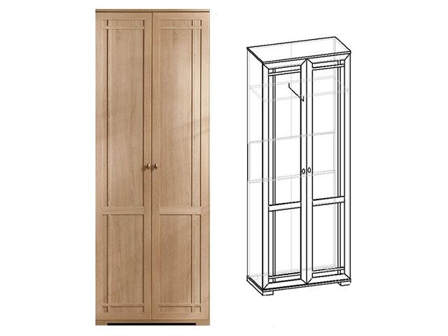 Шкаф для одежды 11 (дуб)