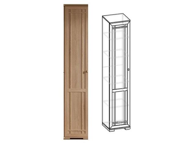 Шкаф для белья 8 (дуб)