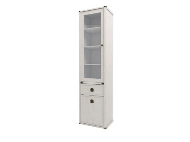 Шкаф с витриной 1V1D1S