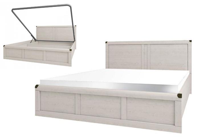 Кровать 140 c под/мех