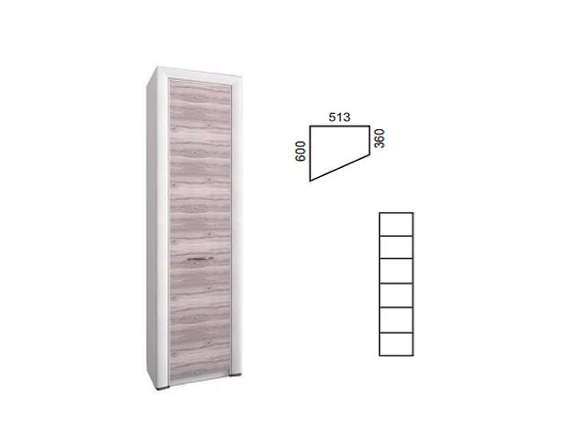 Шкаф 1DT L