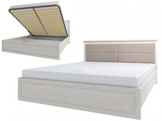 Кровать 160 с под/мех