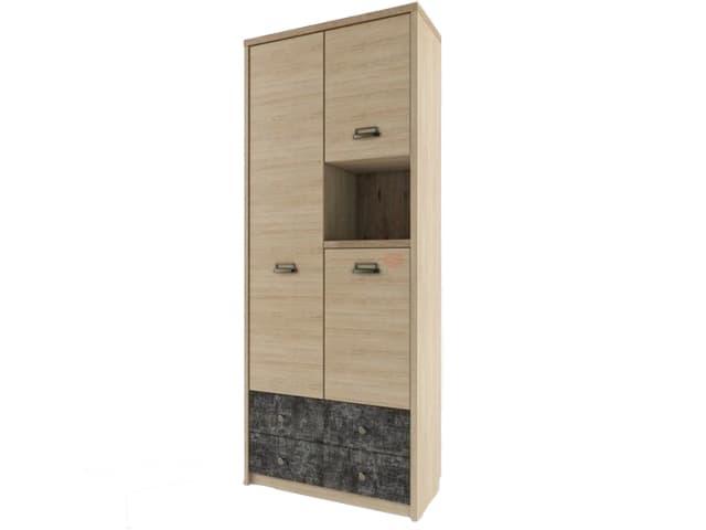 Шкаф 3D2SN/D3