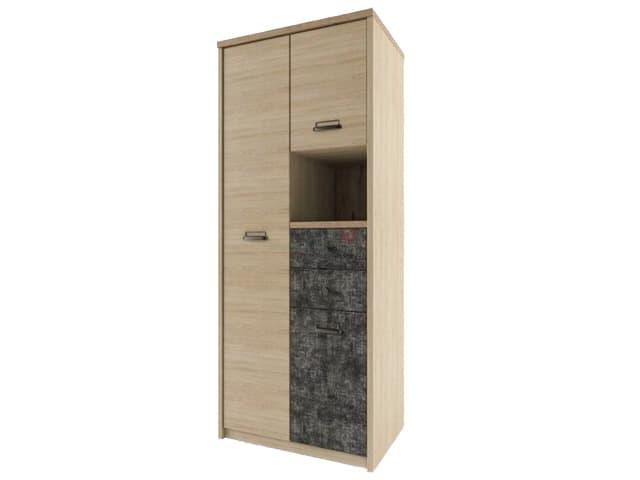 Шкаф 3DG2SN/D3