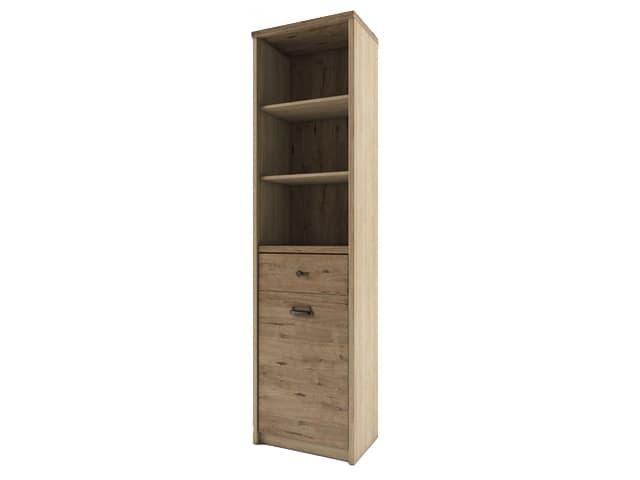 Шкаф открытый 1D1S/D1