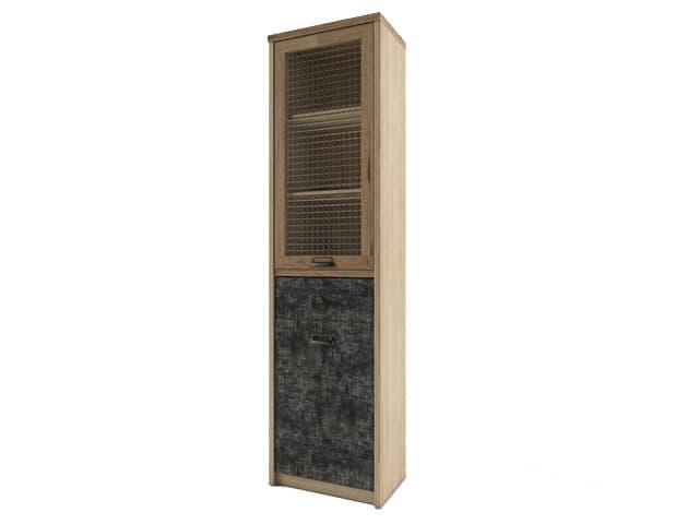 Шкаф с витриной 1V1D1S/D3