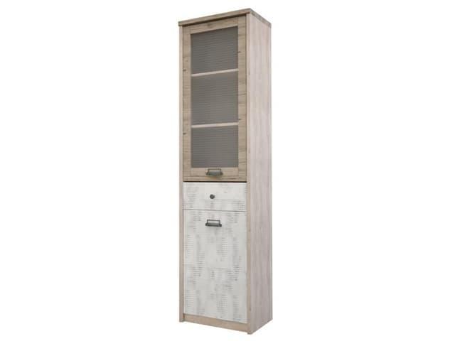 Шкаф с витриной 1V1D1S/D2