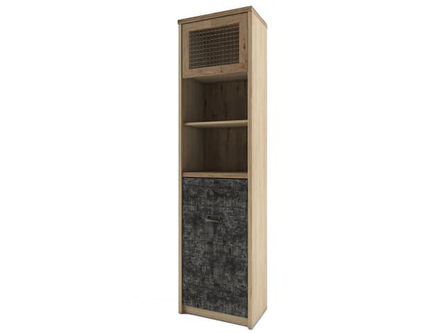 Шкаф с витриной 1V1D1S2N/D3