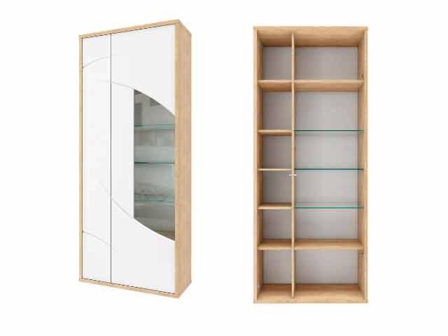 СТЛ.264.01 Шкаф-витрина