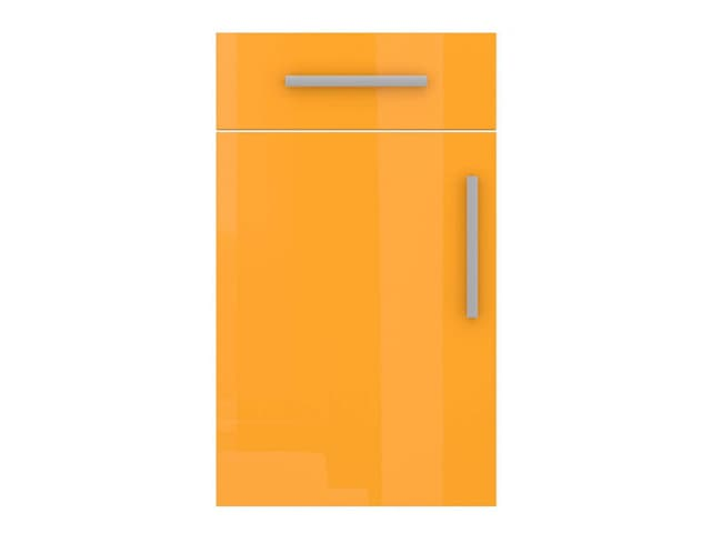 СТЛ.276.10 Фасады 72*40 для шкафа с ящ. (желтый глянец)