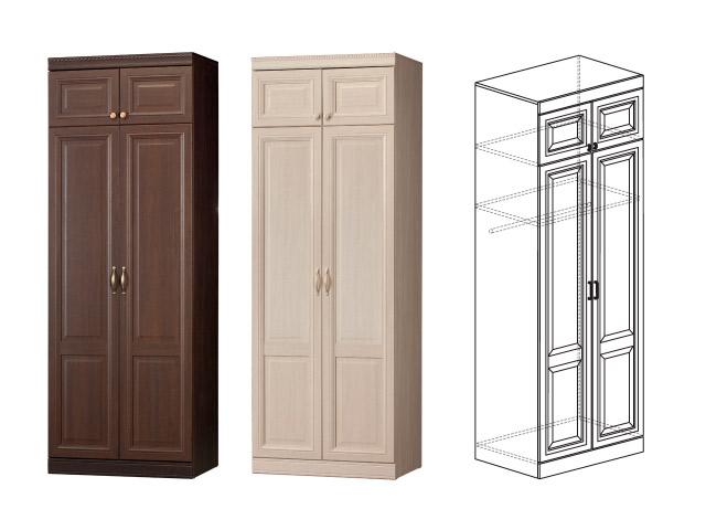 340 Шкаф для одежды