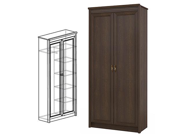 640 Шкаф для одежды 2-дв.