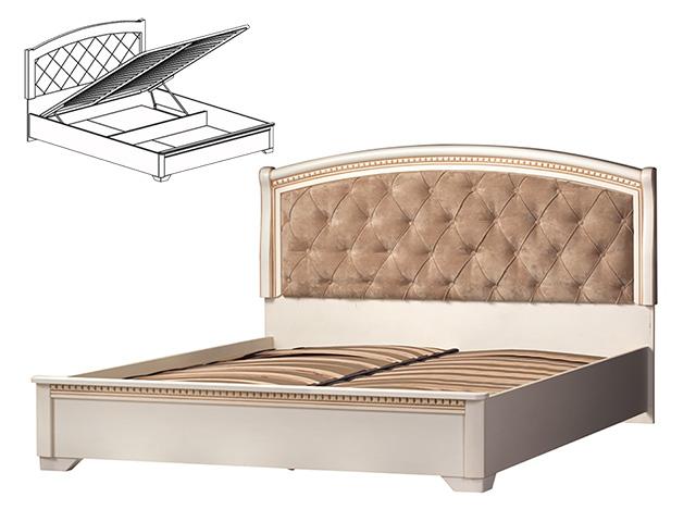 806 Кровать 1600 с п/мех.