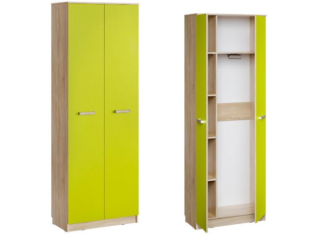 НМ 013.02-02 Шкаф для одежды