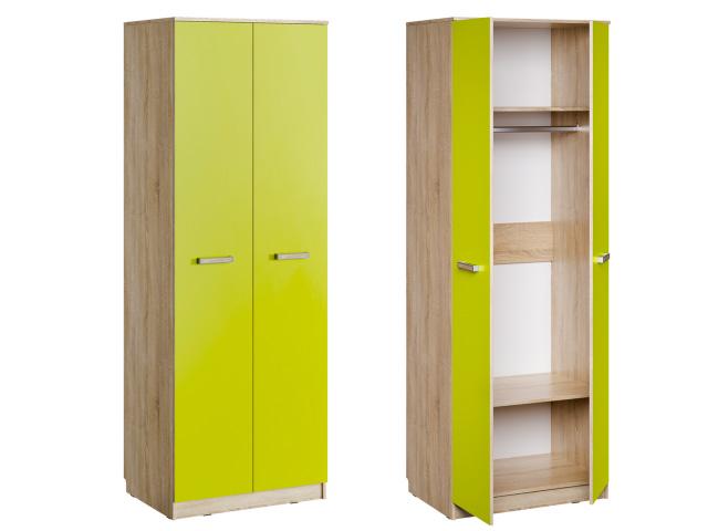 НМ 013.02-03 Шкаф для одежды