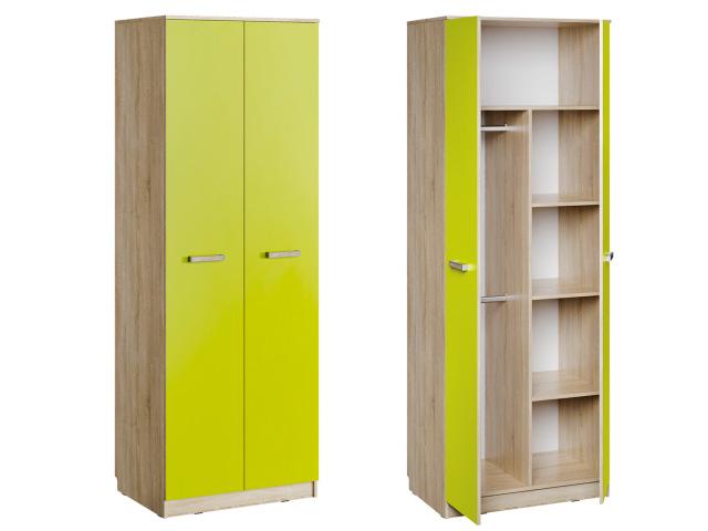 НМ 14.07 Шкаф для одежды