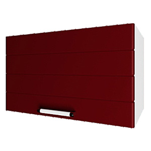 03_02 шкаф навесной L600 H360 (1 дв. глух.)