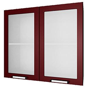 03_13 шкаф навесной L800 H720 (2 дв. рамка)