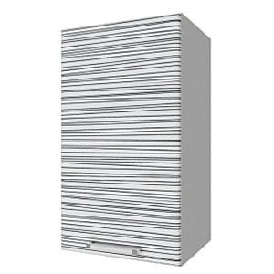 04_07 шкаф навесной L400 H720 (1 дв. глух.)