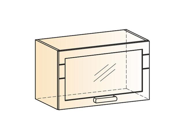 . Шкаф навесной L600 Н360 (1дв.рам.).