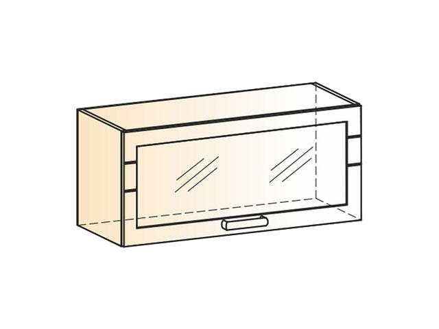 Шкаф навесной L800 Н360 (1дв.рам.)