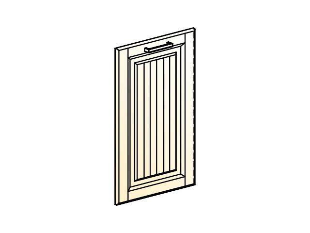 . Прованс Дверь глухая L447 H716.