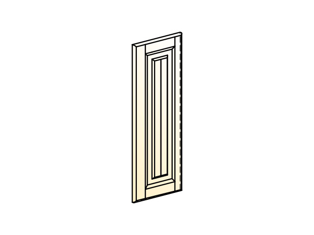 . Прованс Дверь (декор) L270 H716 рабочего шкафа.