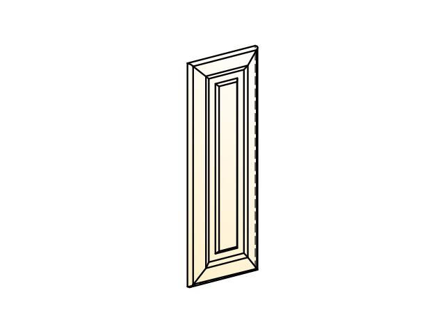 . Палермо Дверь (декор) L270 H716 рабочего шкафа.