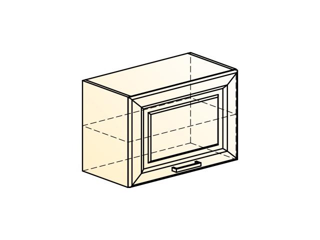 . Палермо Шкаф навесной L600 H402 (1 дв. гл.).