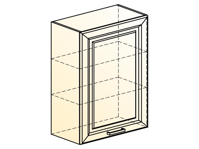 . Палермо Шкаф навесной L600 H804 (1 дв. гл.).