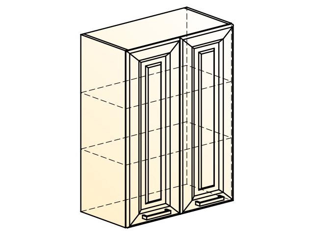 . Палермо Шкаф навесной L600 H804 (2 дв. гл.).