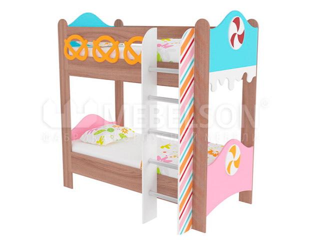 . Кровать двухъярусная.