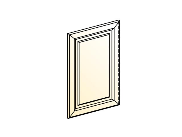 Дверь (Декор) L551 Шкаф рабочий