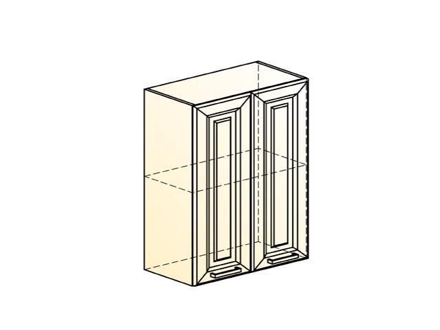 Шкаф навесной L600 Н720 (2 дв. гл.)