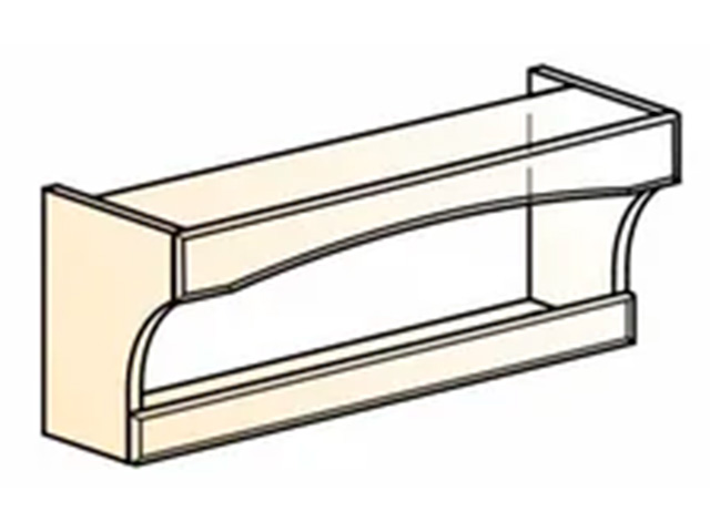 Шкаф навесной под специи L600 Н250