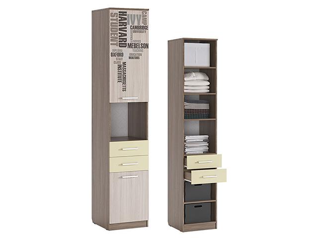 Шкаф комбинированный малый