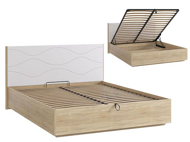Кровать 1600 Люкс с ПМ