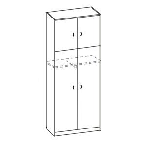 Мод.12, Шкаф для одежды