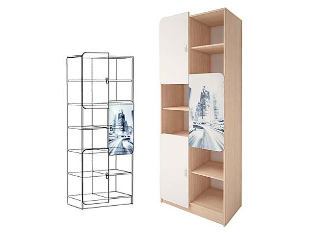 Шкаф-стеллаж (1)
