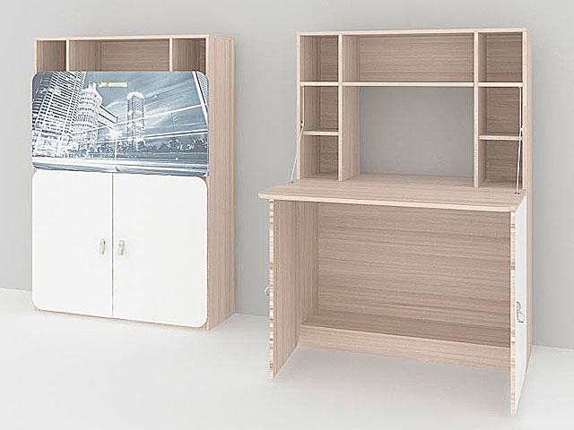 Шкаф-стол (15)