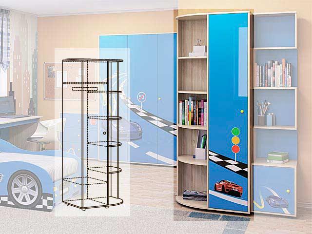 Мод.14 Шкаф универсальный для одежды