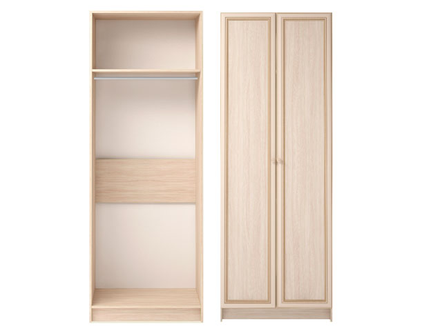 . мод.1 Шкаф для одежды 2-х дв.