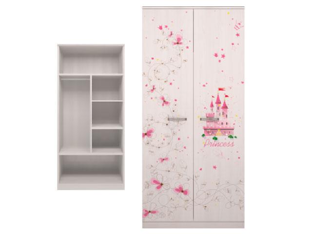 01 Шкаф для одежды