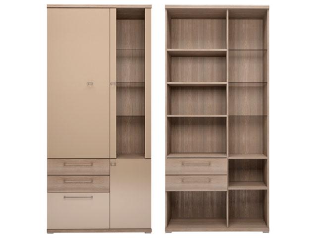 . мод.1 Шкаф комбинированный 2-х дверный.