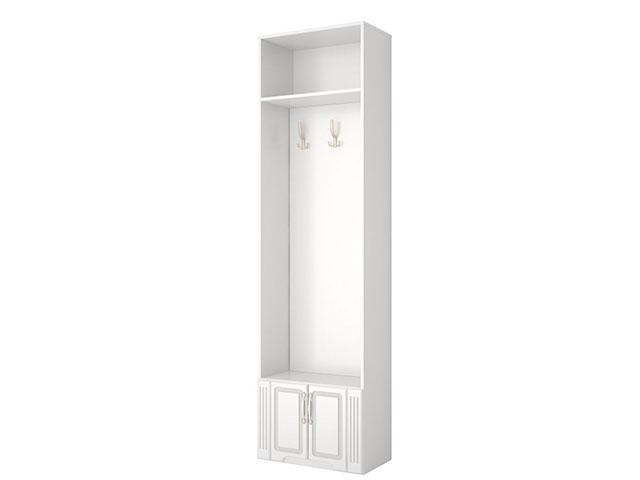мод.22 Шкаф комбинированный с вешалкой