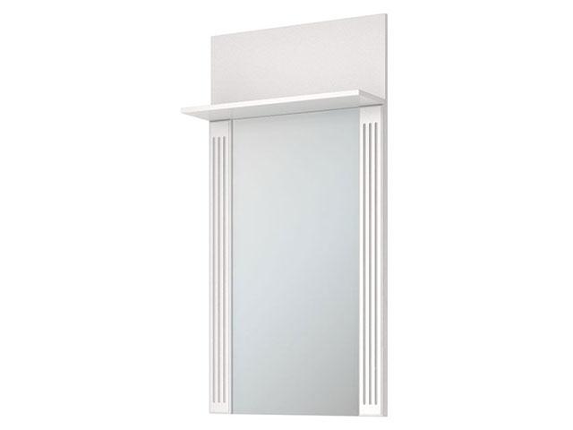 мод.31 Зеркало настенное с полкой