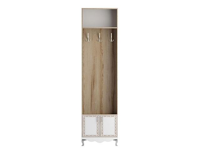 мод.25 Шкаф комбинированный с вешалкой