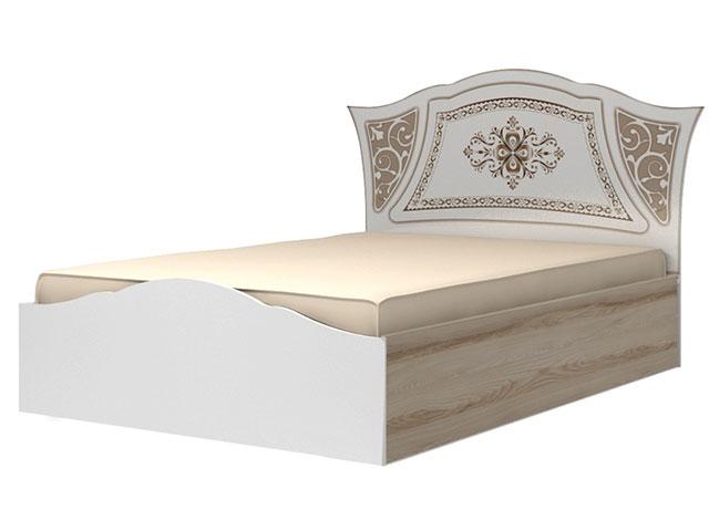 . мод.19 Кровать двойная на 1400мм (латы).