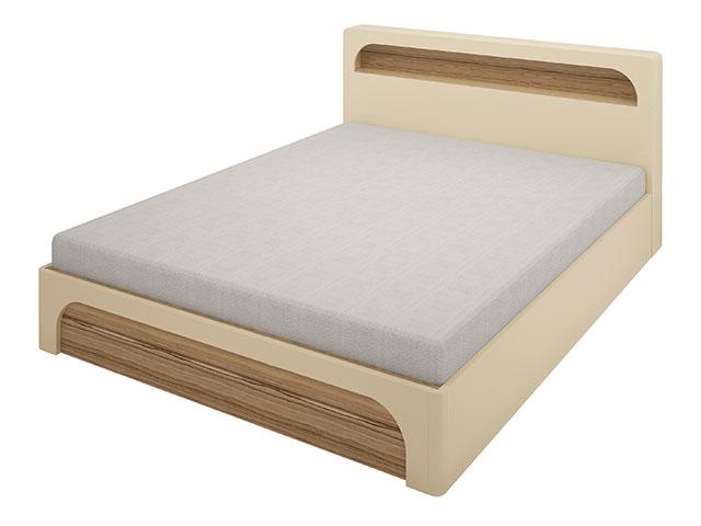 . мод.10 Кровать двойная 1800 б/мат., б/ортоп..
