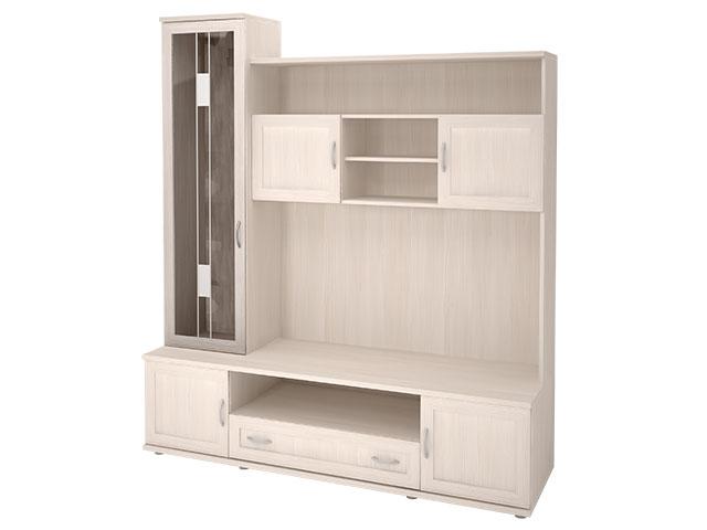. Мод.50 Шкаф-стеллаж комбинированный.